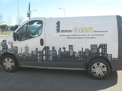 Covering Immo Clean