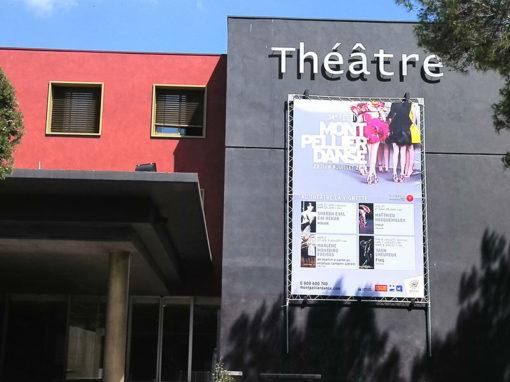 Chassis + bâche Théâtre