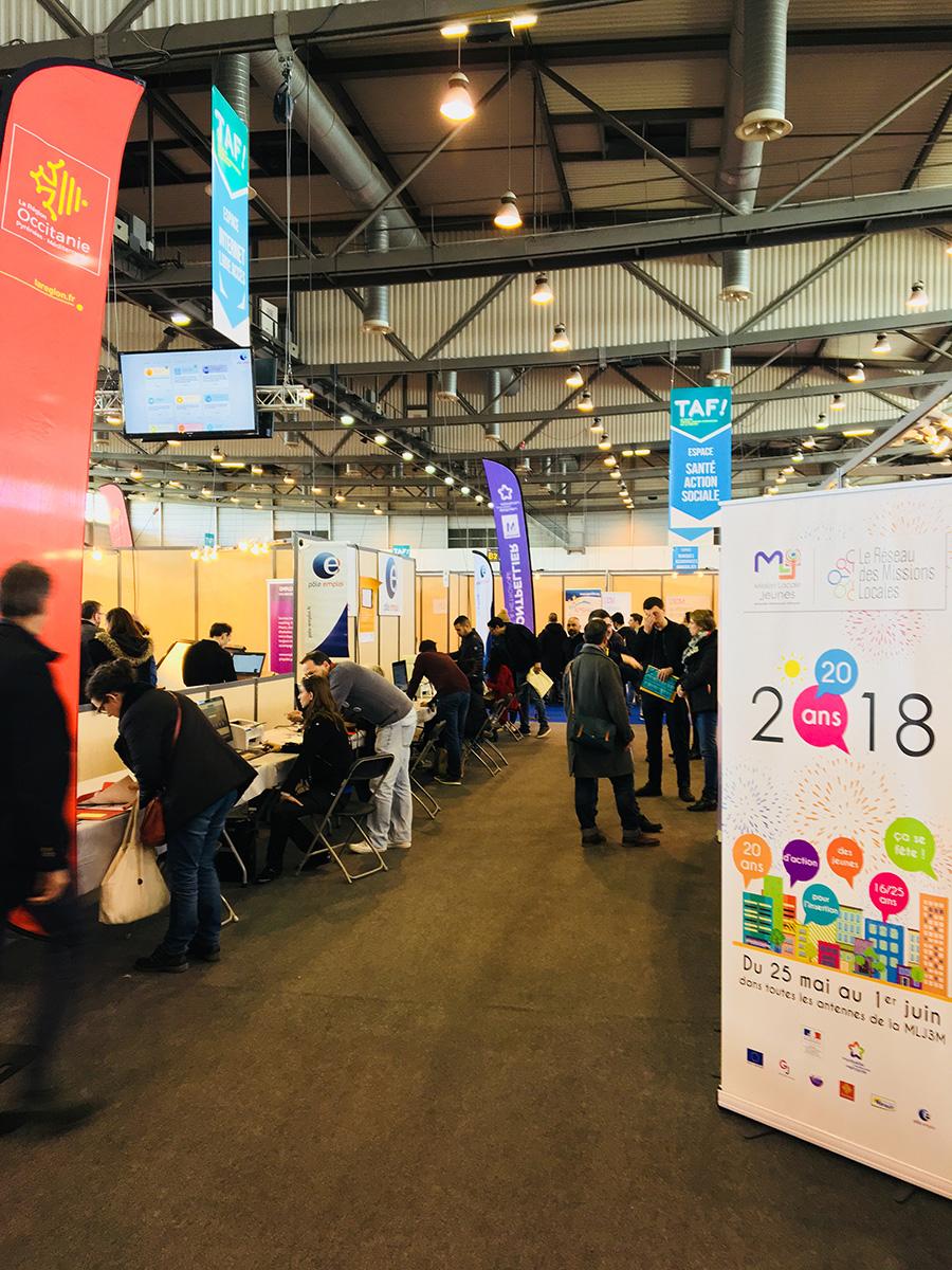TAF Montpellier 2018