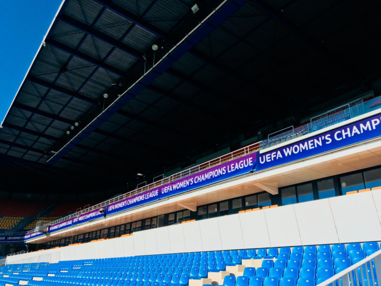 Habillage Stade