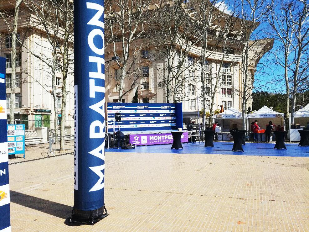 Marathon Montpellier 2018