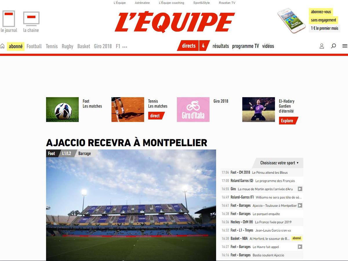 Stade Montpellier