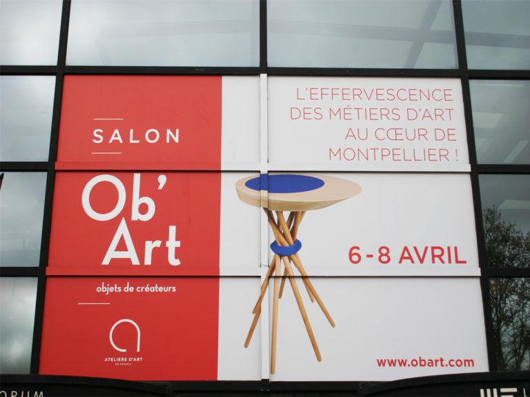 Ob'Art Montpellier 2018