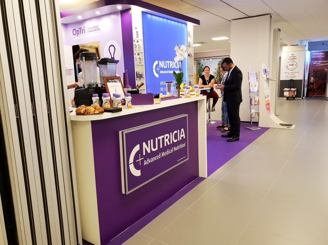 Danone Nutricia Antibes 2018