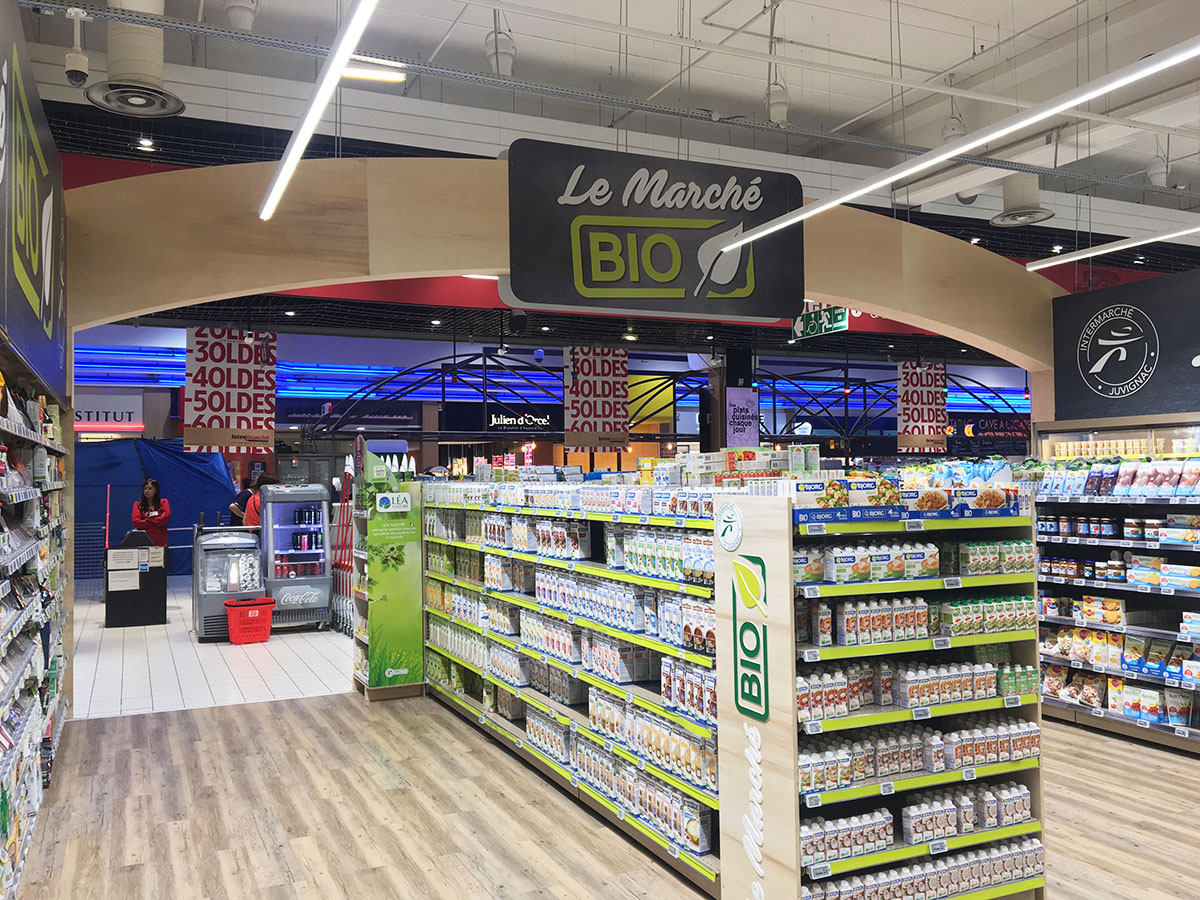 Espace Bio Intermarché 2018