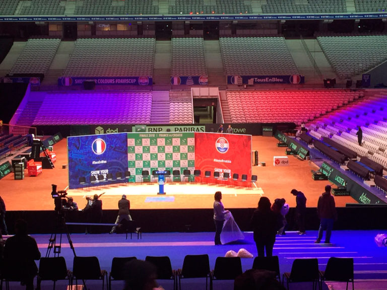 Finale Coupe Davis Lille 2018