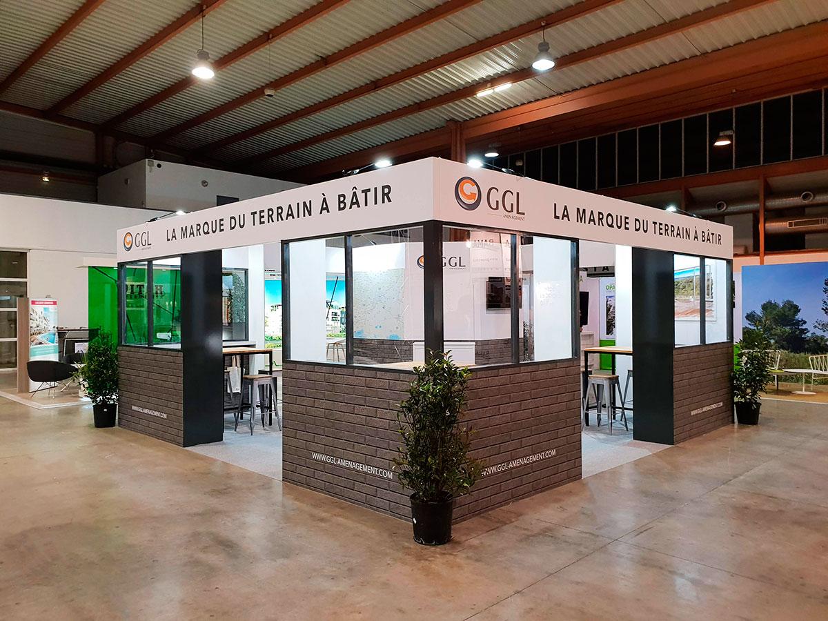 Stand GGL Nîmes 2018