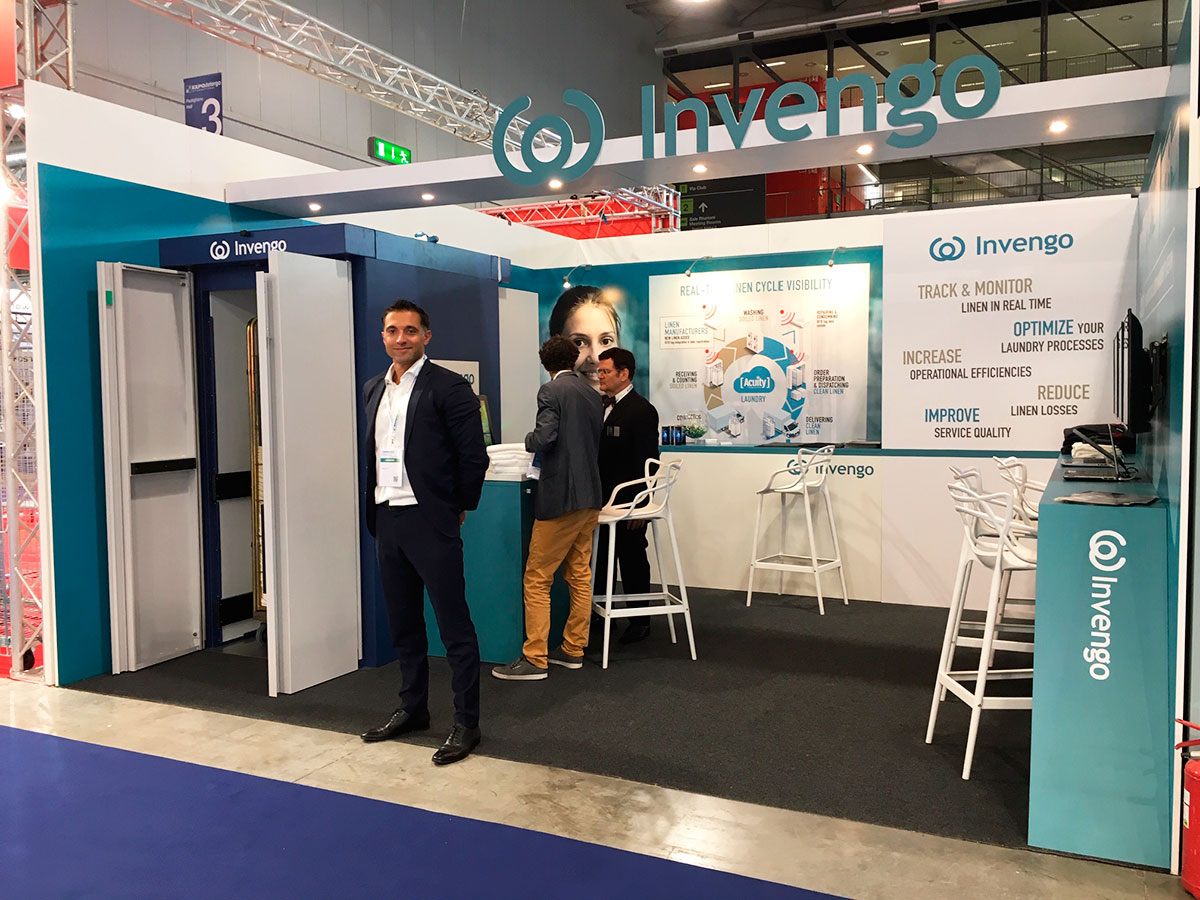 Stand Ivengo Milan 2018