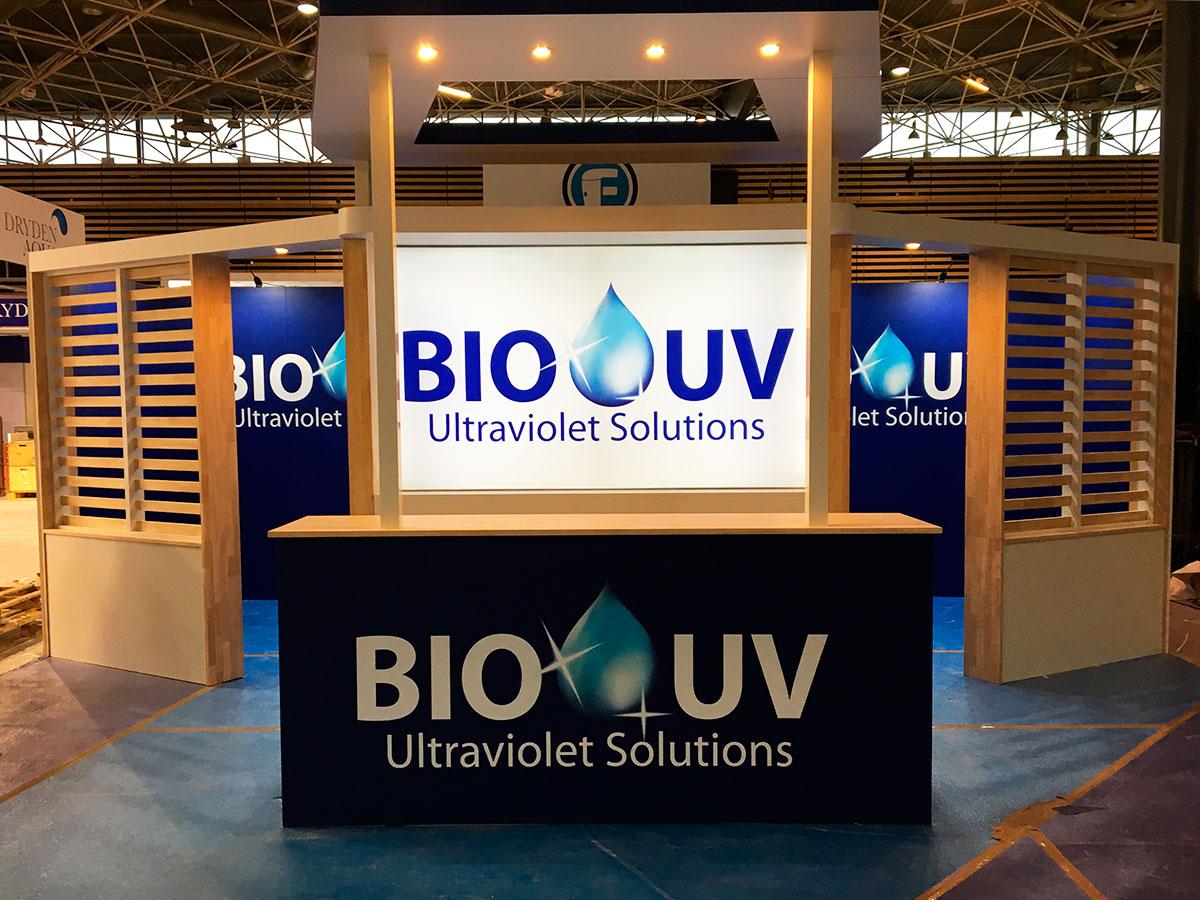 Stand Bio UV Lyon 2018