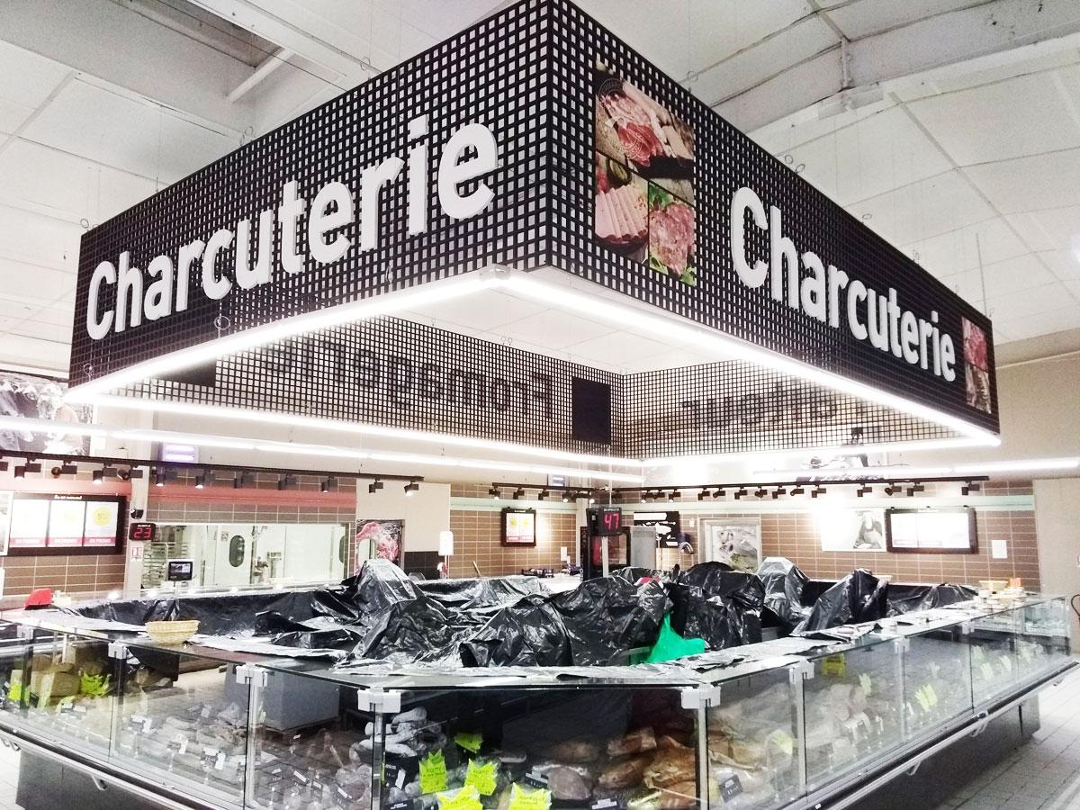 Intermarché Carcassonne 2019