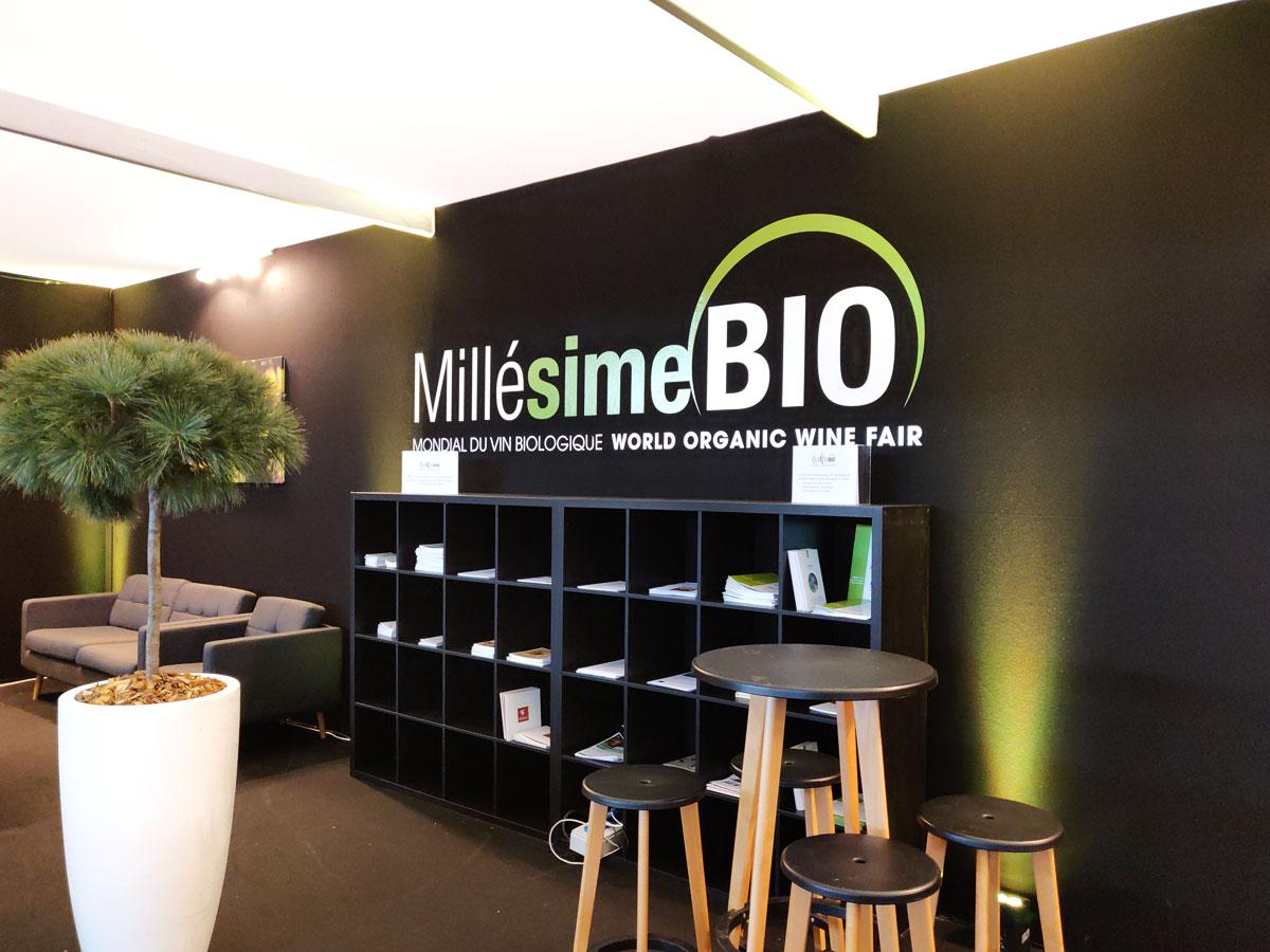 Millésime Bio Montpellier 2019