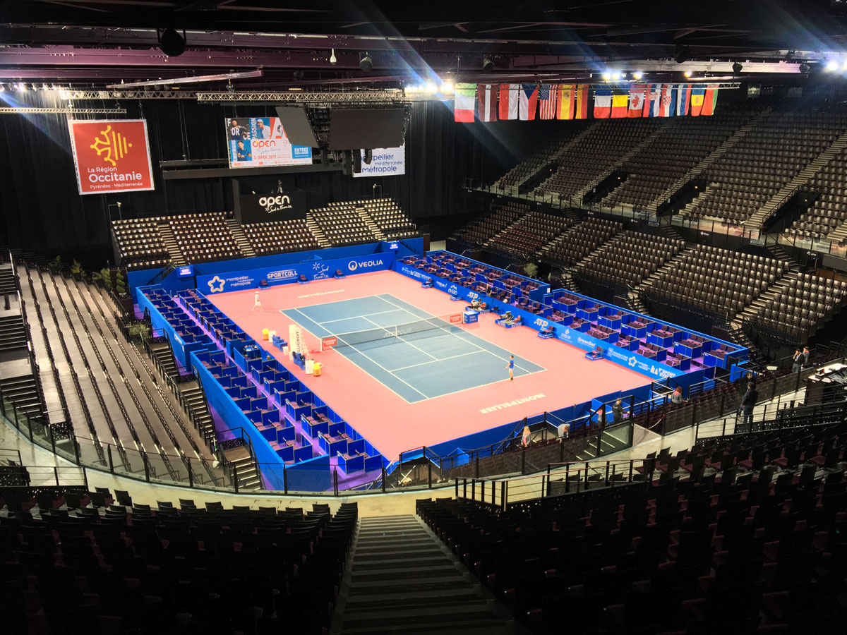 Open Sud de France Montpellier 2019