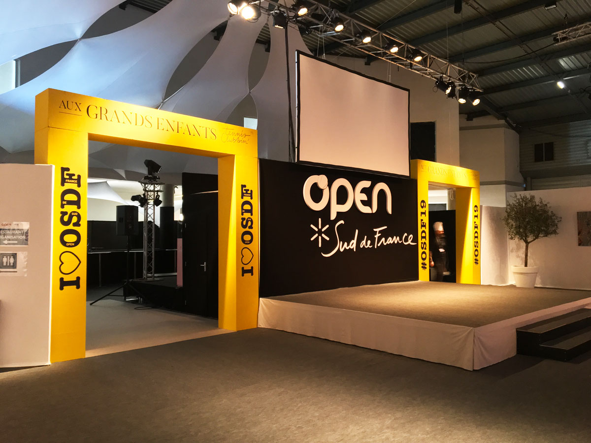 realisation_orsaevents_open_sud_de_france_montpellier_2019_solutions_evenementielles_installation_salon_stand_montpellier_lille_france_10