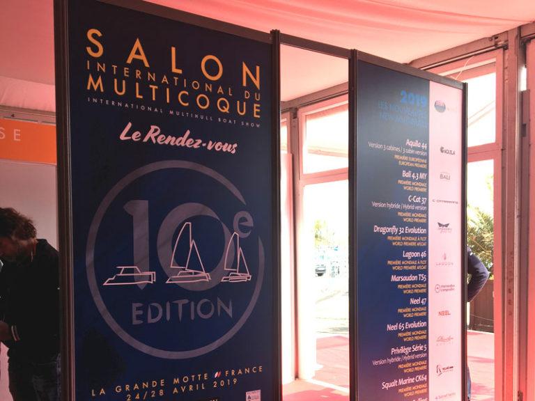 Multicoque La Grande Motte 2019